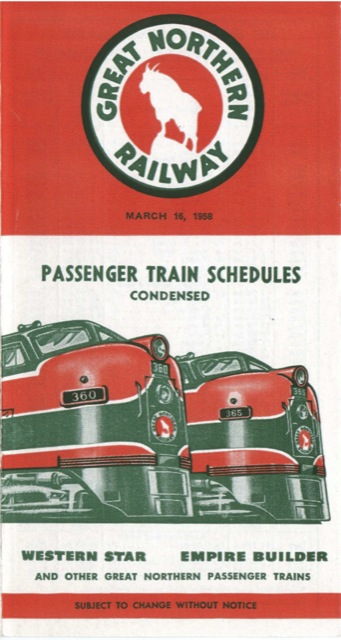western local train timetable
