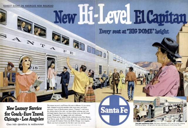 Popular Science Rides The Hi Level Santa Fe Cars