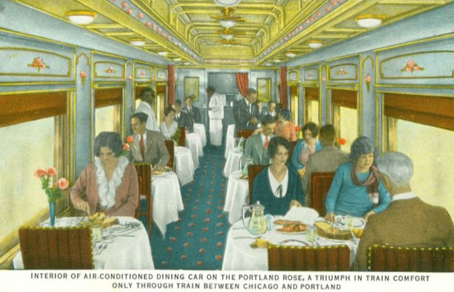 Lincoln Dealer Milwaukee >> A Triumph in Train Comfort