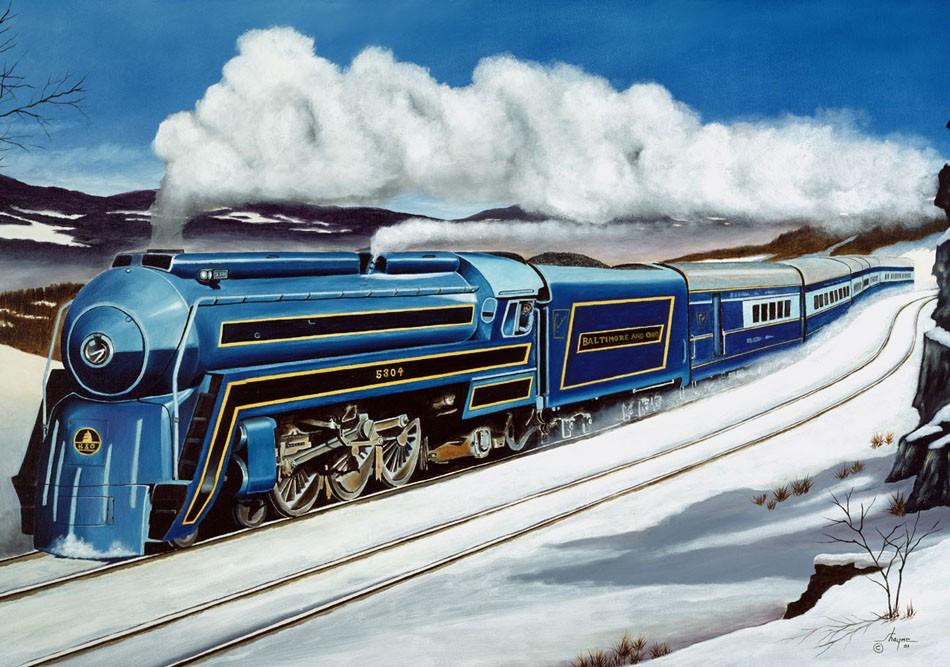 Streamlined Steam